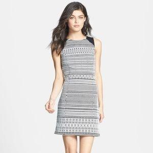 Sanctuary l Geo Print Sheath Dress